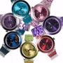 Reloj Okusai Full Mode 700 Strass 30m Wr Todos Los Colores