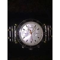 Reloj Guess 1980 Legitimo, Waterpro Japón Tachymeters S/uso
