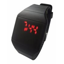 *reloj Led Touch Digital Deportivo Unisex Plastico Silicona*