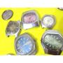 Lote De 5 Relojes Para Repuesto O Reparación