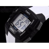 Timex Expedition T49901 Nuevo En Caja Luz , Crono Timer Alar