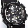 Reloj Casio Aq-s810 Solar Crono Alarma Sumergible