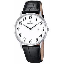 Reloj Festina F 6831 Quartz Acero Inoxidable Garantía Ofic