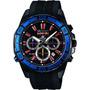 Reloj Casio Edifice Efr-534rb Red Bull Ed Limited Iluminator