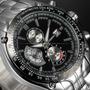 Reloj Acero Inoxidable Fashion Deportes C Fecha Colores Mira