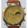 Reloj Paco Rabanne Quartz Acero Cronografo Fase Lunar Garant