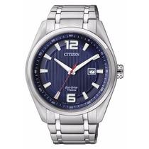 Reloj Citizen Hombre Super Titanium Ecodrive Aw124057m