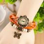 Reloj Trenzado Vintage Dama Oferta