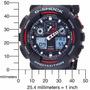 Rebaja Reloj Casio G-shock Ga 100 1a4 Nuevo En Caja Original
