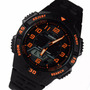 Reloj Casio Aq-s800w Solar Crono Alarmas 100m Wr 12 Cuotas