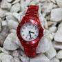 Reloj Anytime Rojo Las Rozas