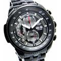 Reloj Casio Edifice Ef-558bk Cronometro 5hs Red Bull Vettel