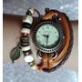 Reloj Para Mujer Diseño Unico De Bisuteri Color Marron