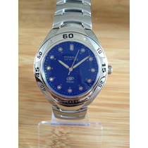 Reloj Fossil Blue Nuevo. Water Resist 100m