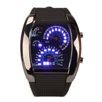 Reloj Tunnig Led Velocimetro Nuevo Excelente Miralo!!!!!!