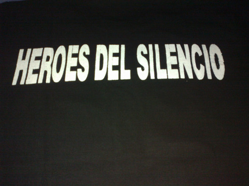heroes del silencio com ar: