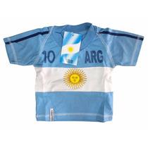 Remera Argentina Bebé