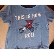 Remera Baby Gap Varón Nene Bebé 6-12m Diseño Vintage