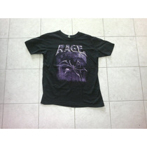 Rage Strings To A Web Remera Oficial
