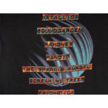 Ramones Lollapalooza Remera Talle L Muy Buen Estado