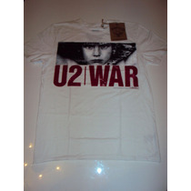Remera Amplified Vintage U2 War Hombre Importada Xl Retro