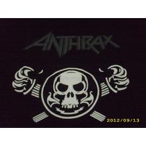 Remera Anthrax