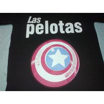 Remera Las Pelotas