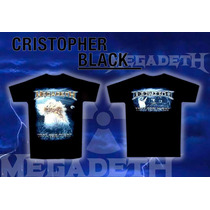 Remera - Megadeth - That One Night Live In Buenos Aires