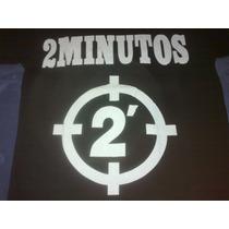 Remera 2 Minutos
