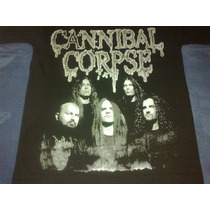 Remera Cannibal Corpse
