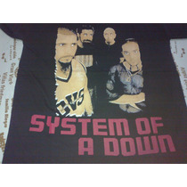 Remera System Of A Down