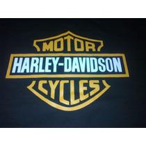 Remera Harley Davidson