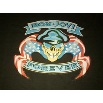 Remera Bon Jovi