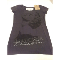 Remera Amplified Vintage Madonna Mujer Importada M