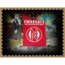 Conflict - Remera Street Punk - Punk Rock- Exploited - Gbh