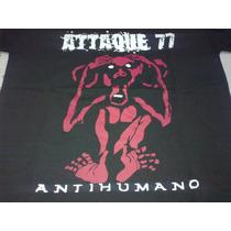 Remera Attaque 77
