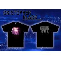 Remera Oficial Tour - Steven Wilson - 2015