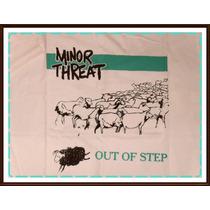 Minor Threat Remera Hardcore