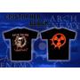 Remera - Arch Enemy - Doomsday Machine