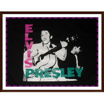 Elvis Presley - Remera Rock And Roll