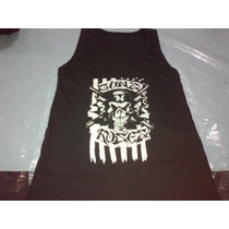 Musculosa Guns N Roses Talle S Ultima!!!