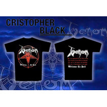 Remera - Venom - Welcome To Hell