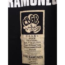 Ramones Remera Talle L