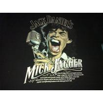 Remera Mick Jagger Talle Xl Ultima!!!