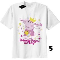Remeras Peppa Pig Todos Los Talles Malatan