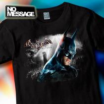 Remera Unisex Estampada Batman Arkham Knight Juegos