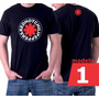 Remeras Estampadas Red Hot Chilli Peppers Rhcp