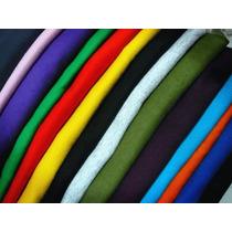 Remeras Lisas-somos Fabrica Mas De 20 Colores Talles Reales!