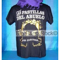 Remera Las Pastillas Del Abuelo Talle M - Medium (48 X 65)