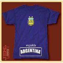 Exoma Remeras - Selecciones Futbol (argentina-afa-paises)